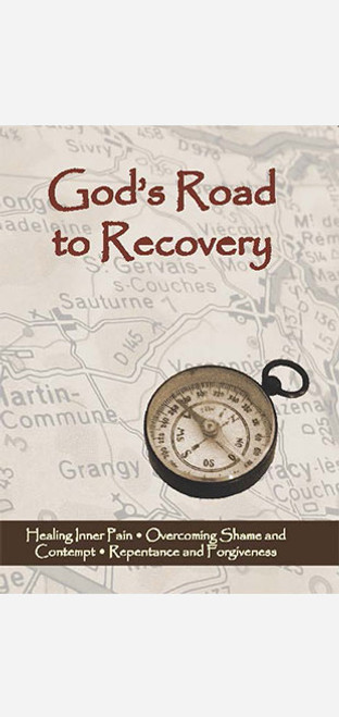God's Road to Recovery: Pain, Shame, Contempt, Repentance and Forgiveness - Audio