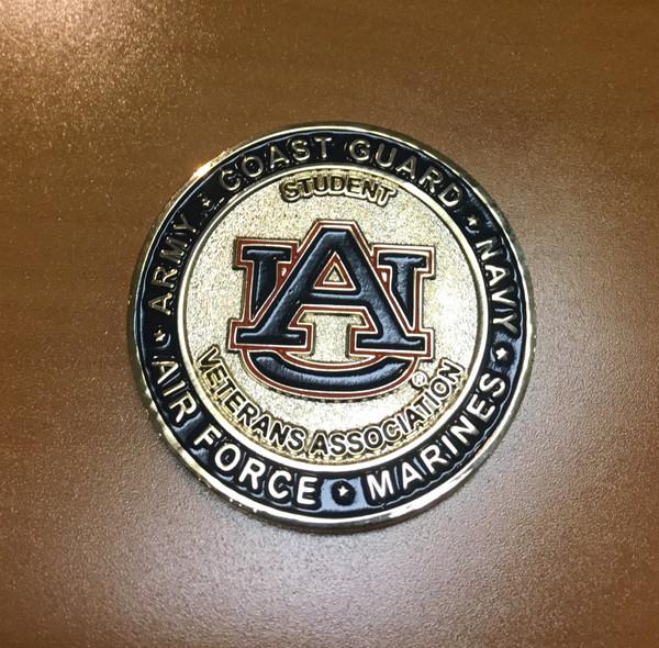 ASVA Challenge Coin