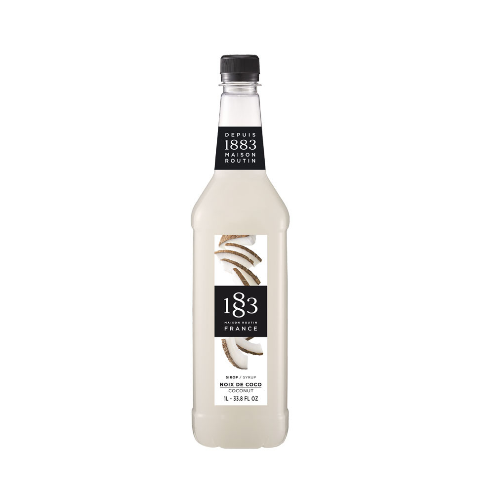 1883 Coconut Syrup 1L