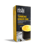 Rishi Turmeric Ginger Chai Concentrate 32oz.