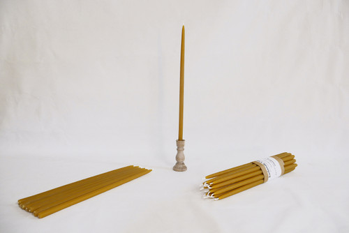 """JC-3B 11 1/2""""x3/8"""" Tapered Candles"""