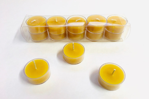 Tealights in Plastic Cups (pack of 10)
