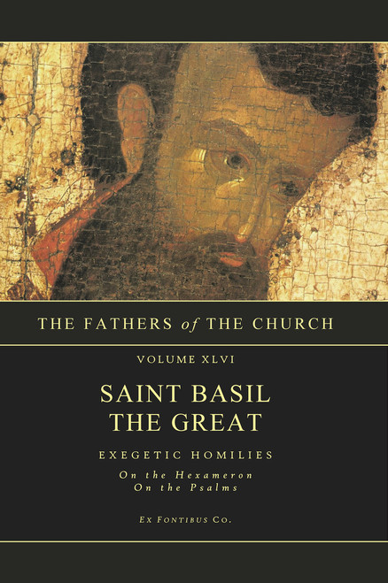 Exegetic Homilies by St Basil the Great