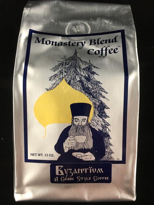 Byzantium - Greek-style - Monastery Blend Coffee