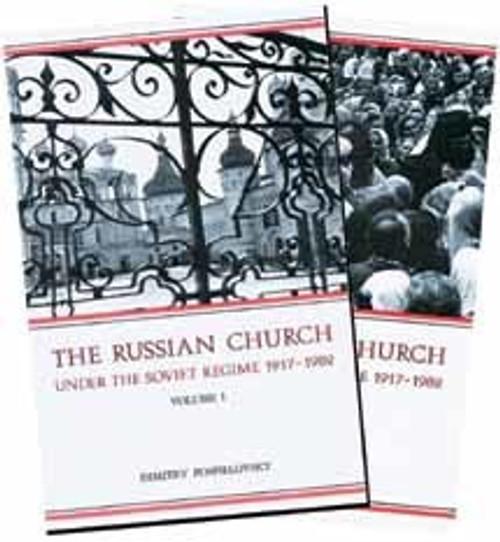 The Russian Church Under the Soviet Regime (2 Vol Set)