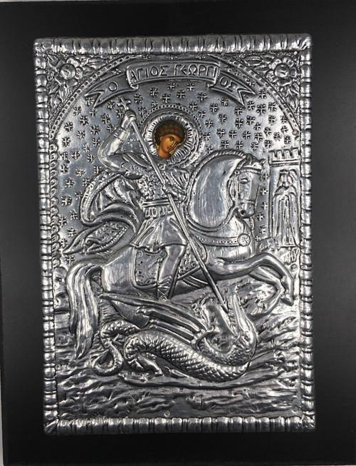 St. George, Metallic Icon