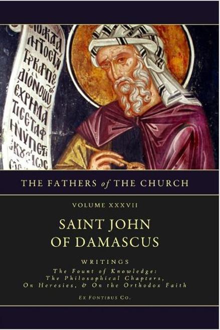Writings of St John Damascene