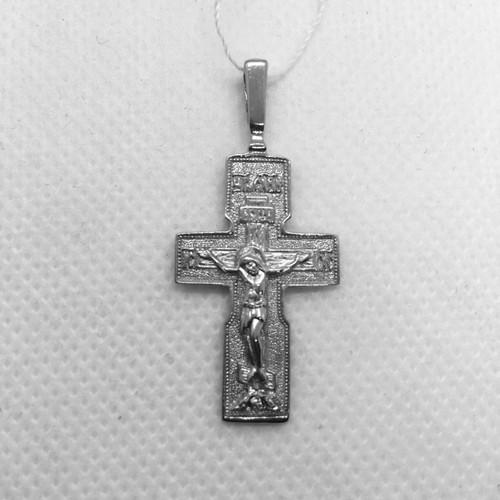 Sterling Silver Cross 249