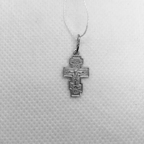 Sterling Silver Cross 366