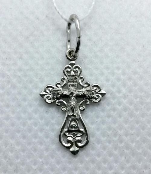 Sterling Silver Cross 541