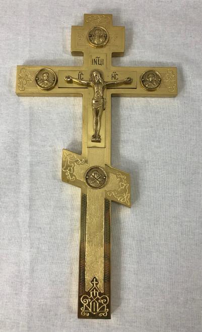 Blessing Cross (brass)