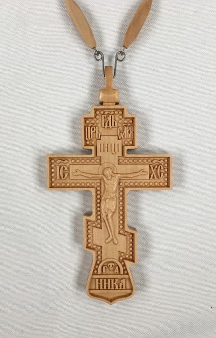 Wooden Pectoral Cross 1