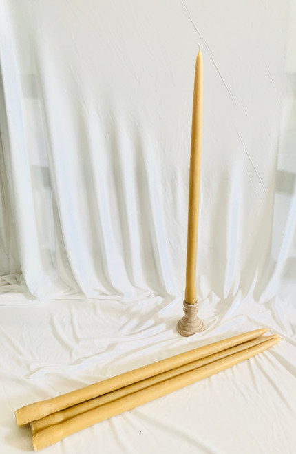 """JC-5F 18""""x7/8"""" Tapered Candles"""