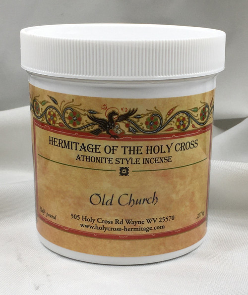 Holy Cross Incense - Old Church
