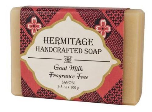 Goat Milk Fragrance Free Bar Soap