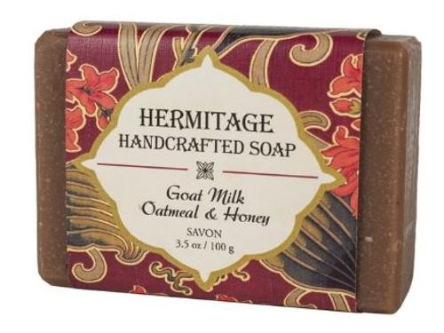 Goat Milk Oatmeal & Honey Bar Soap