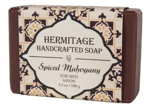 Spiced Mahogany Bar Soap