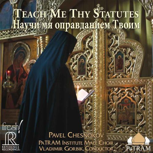 Teach Me Thy Statutes CD