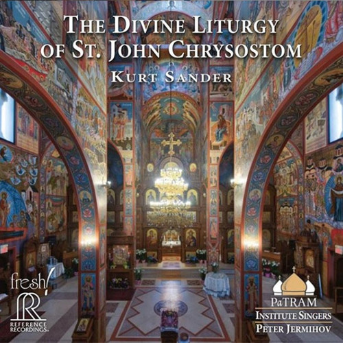 The Divine Liturgy of St. John Chrysostom CD