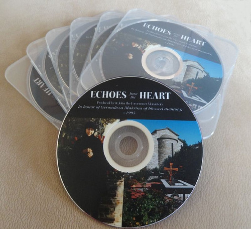 Echoes from the Heart DVD