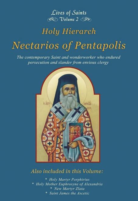 LOS02 Saint Nectarios of Pentapolis