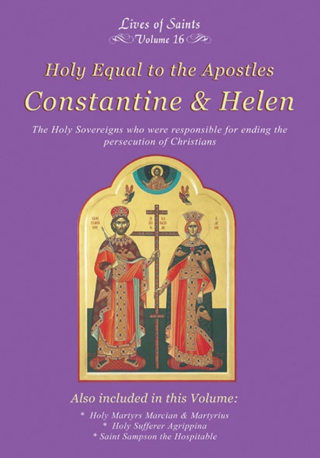 LOS16 Holy Equal to the Apostles Constantine & Helen