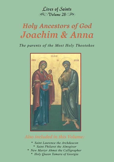 LOS28 The Holy Ancestors of God, Joachim & Anna