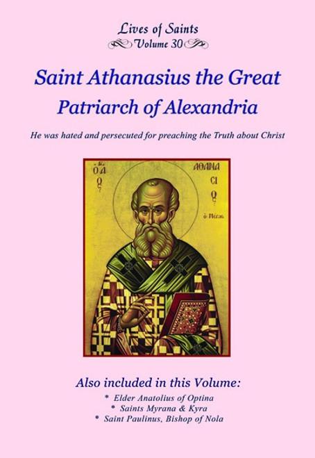 LOS30 Saint Athanasius the Great