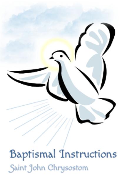 Baptismal Instructions