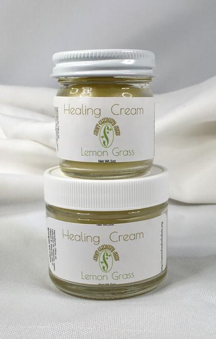 Lemongrass Healing Cream