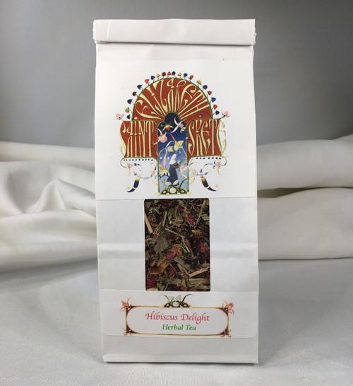 Hibiscus Delight Herbal Tea*