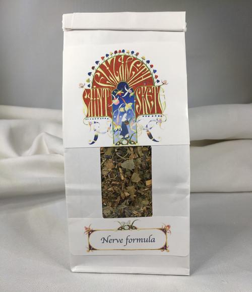 Nerve Formula Herbal Tea