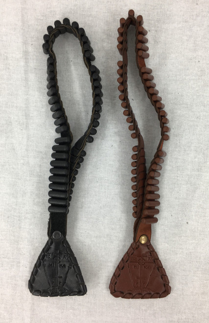 50-Step Leather Lestovka Prayer Rope