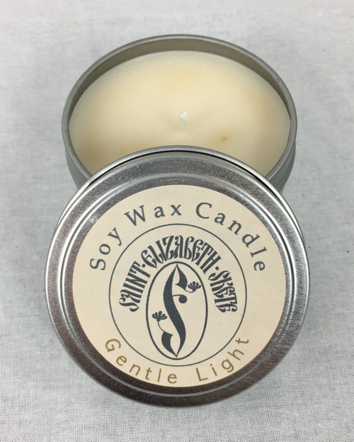 Gentle Light Scented Candle