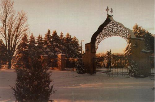 Postcard - Monastery 21
