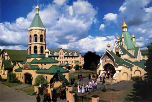 Postcard - Monastery 12