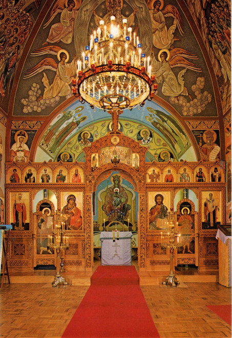 Postcard - Monastery 18