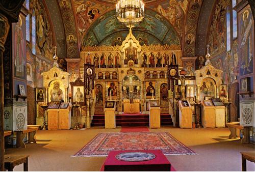 Postcard - Monastery 06
