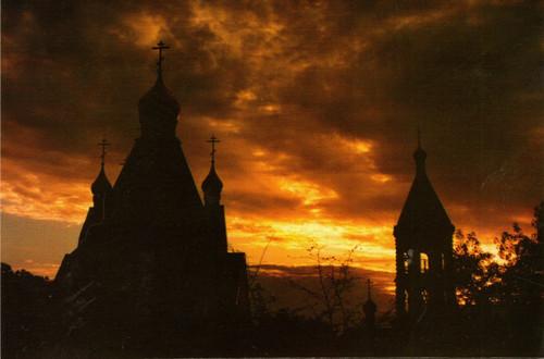Postcard - Monastery 19
