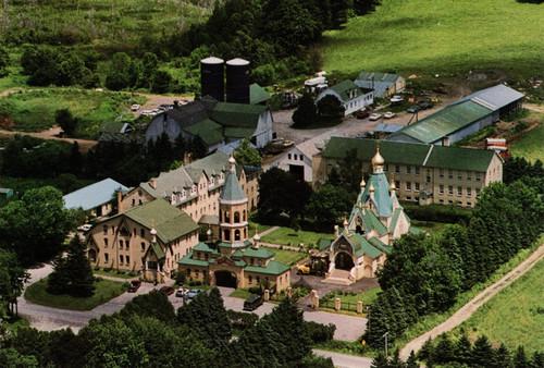 Postcard - Monastery 08