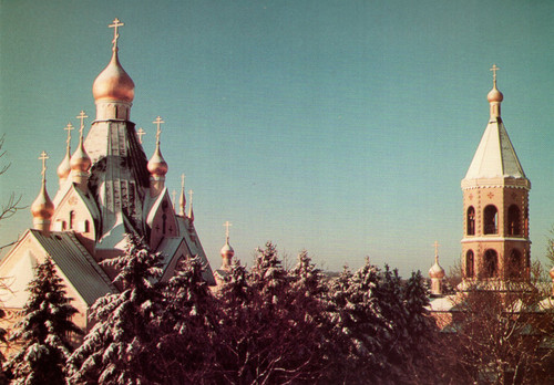 Postcard - Monastery 15