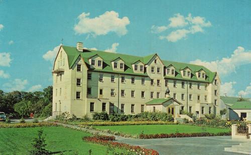 Postcard - Monastery 04