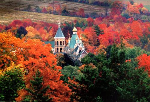 Postcard - Monastery 10
