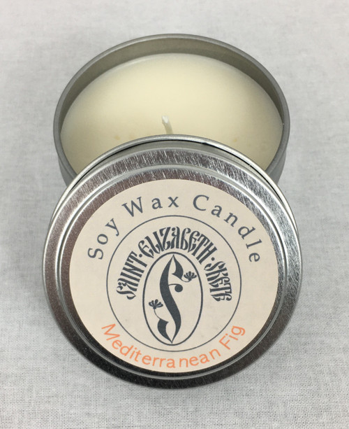 Mediterranean Fig  Scented Candle