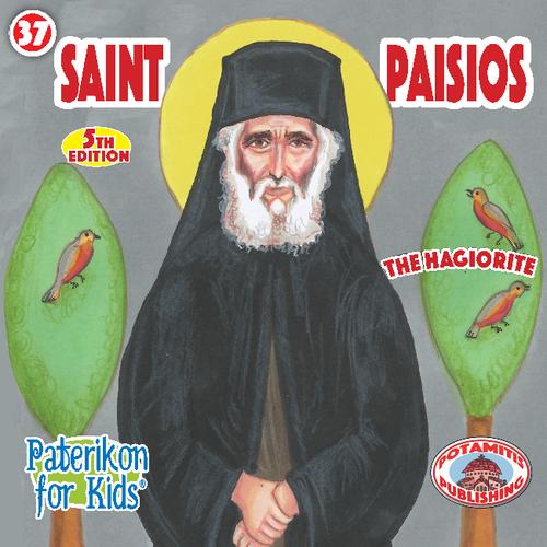 037 PFK: Saint Paisios the Hagiorite