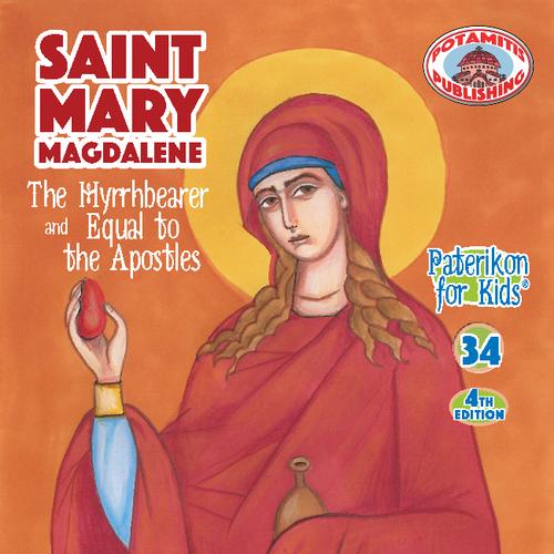 034 PFK: Saint Mary Magdalene