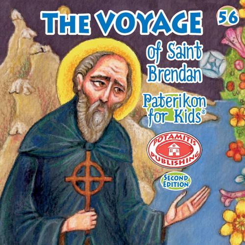 056 PFK: The Voyage of Saint Brendan