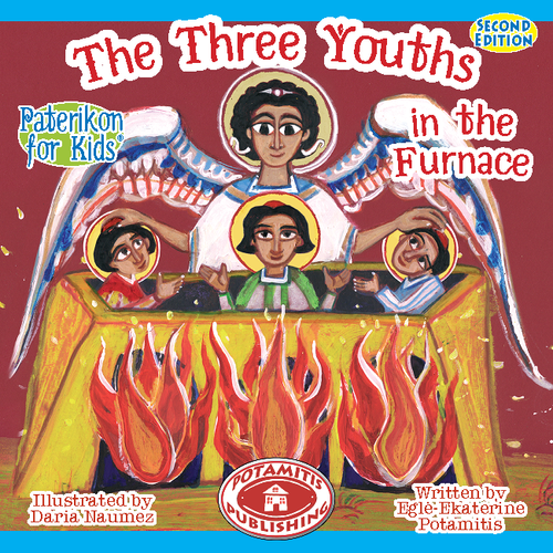 042 PFK: The Three Youths in the Furnace