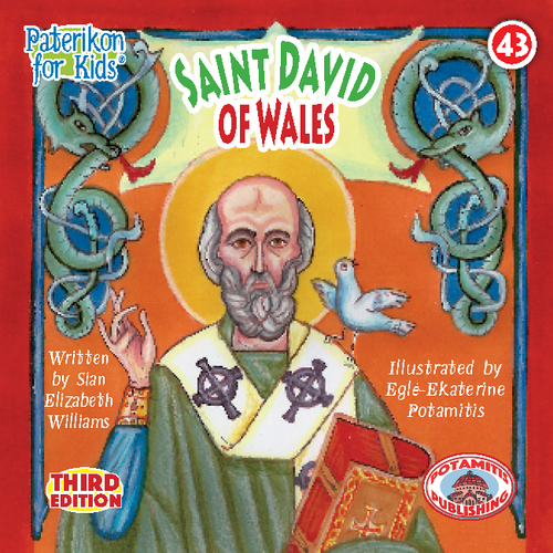 043 PFK: Saint David of Wales