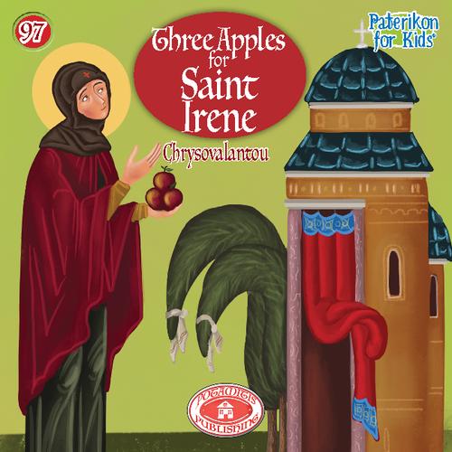097 PFK: Three apples for Saint Irene Chrysovalantou